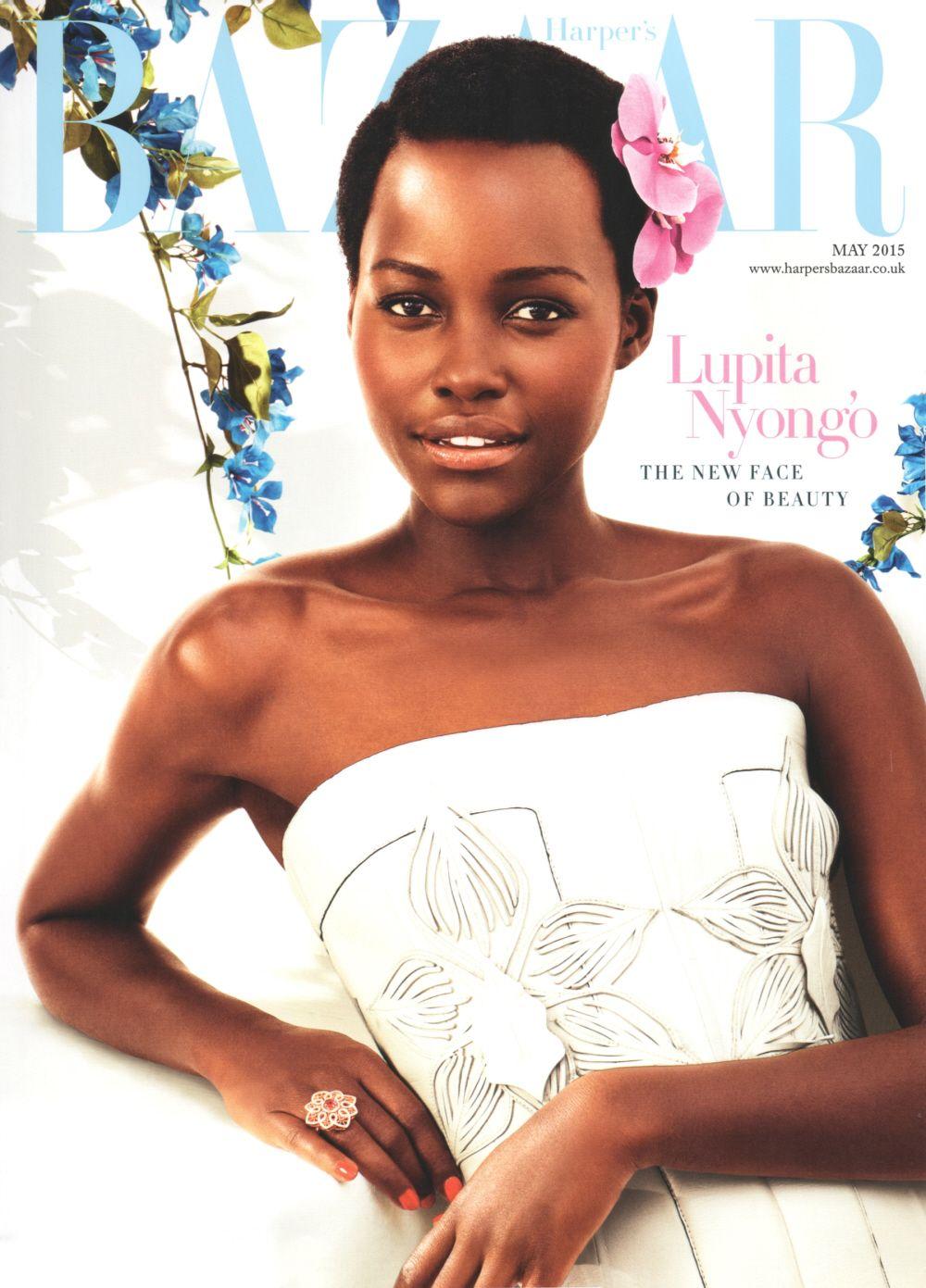 Lupita Nyongo in Mini Dress -21 - GotCeleb