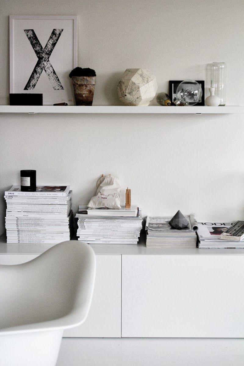 Find more Black & White inspo at http://www.fashionaddict.com