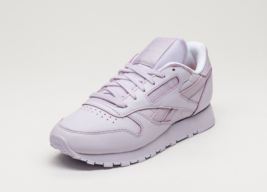 Reebok x Face Stockholm Classic Leather Spirit (Sharing / White / Energy)