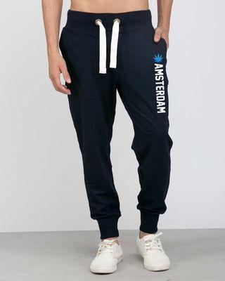a6962d8a9cda Amsterdam Slim Fit Joggers - Bewakoof.com | men's fashion | Jogger ...
