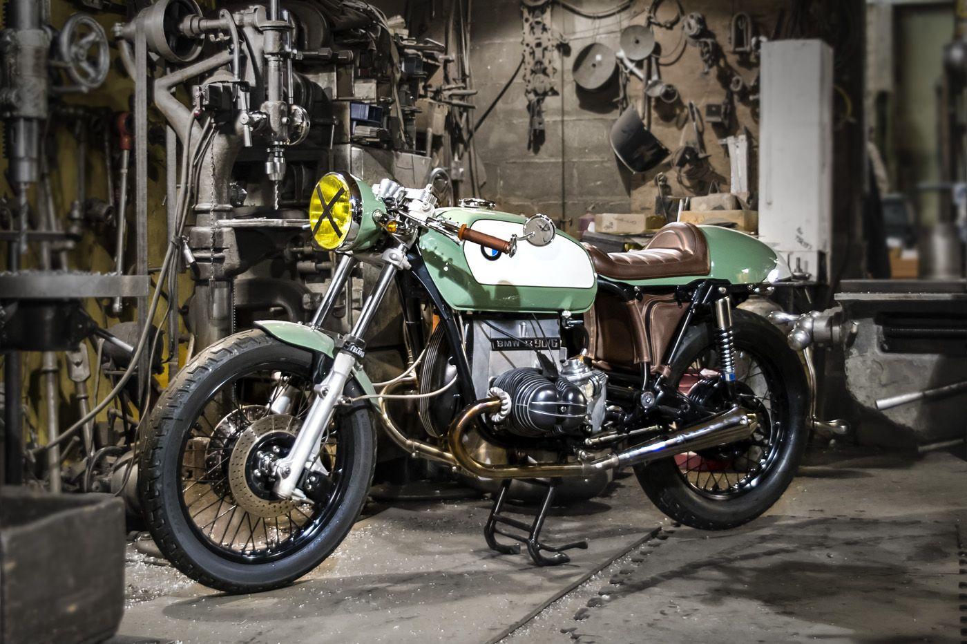1974 BMW - Pipeburn - Purveyors of Classic Motorcycles, Cafe Racers &  Custom motorbikes