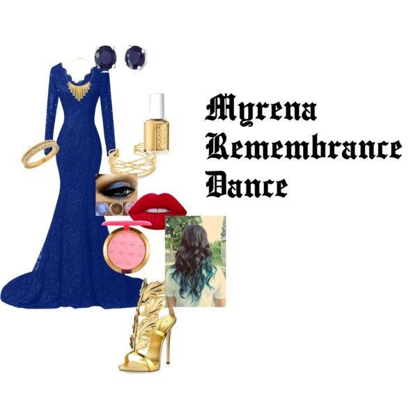 Myrena Remembrance Dance by lookattheseasonschange on Polyvore featuring Giuseppe Zanotti, Effy Jewelry, Gorjana, Lord & Taylor, BERRICLE, MAC Cosmetics and Essie
