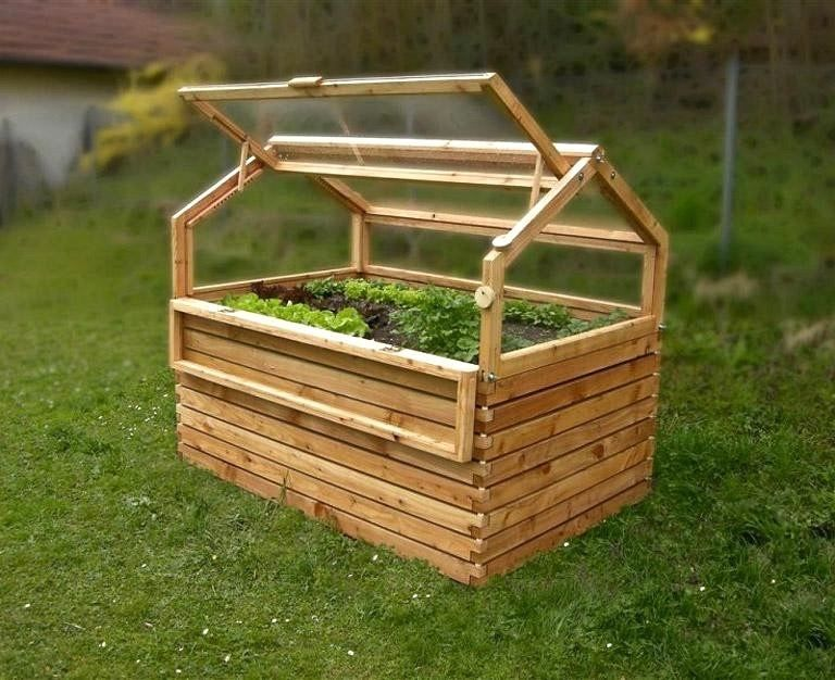 10 Easy Pieces Cold Frame Greenhouses Cold Frame Raised Bed Garden Design Raised Garden Beds