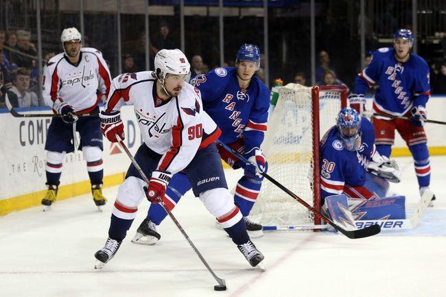 cfc31bd31fa Washington Capitals vs. New York Rangers - 4 5 17 NHL Pick