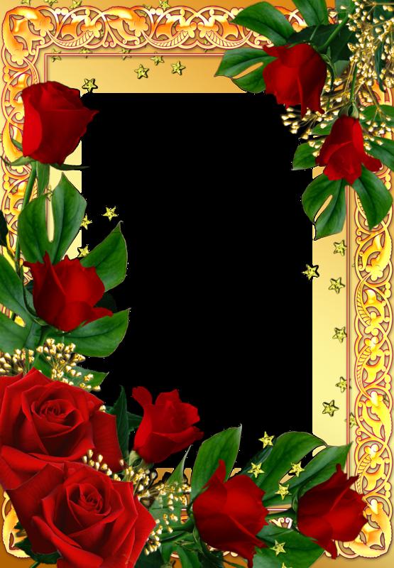 Красивая открытка рамка с юбилеем, днем рождения музыкальные