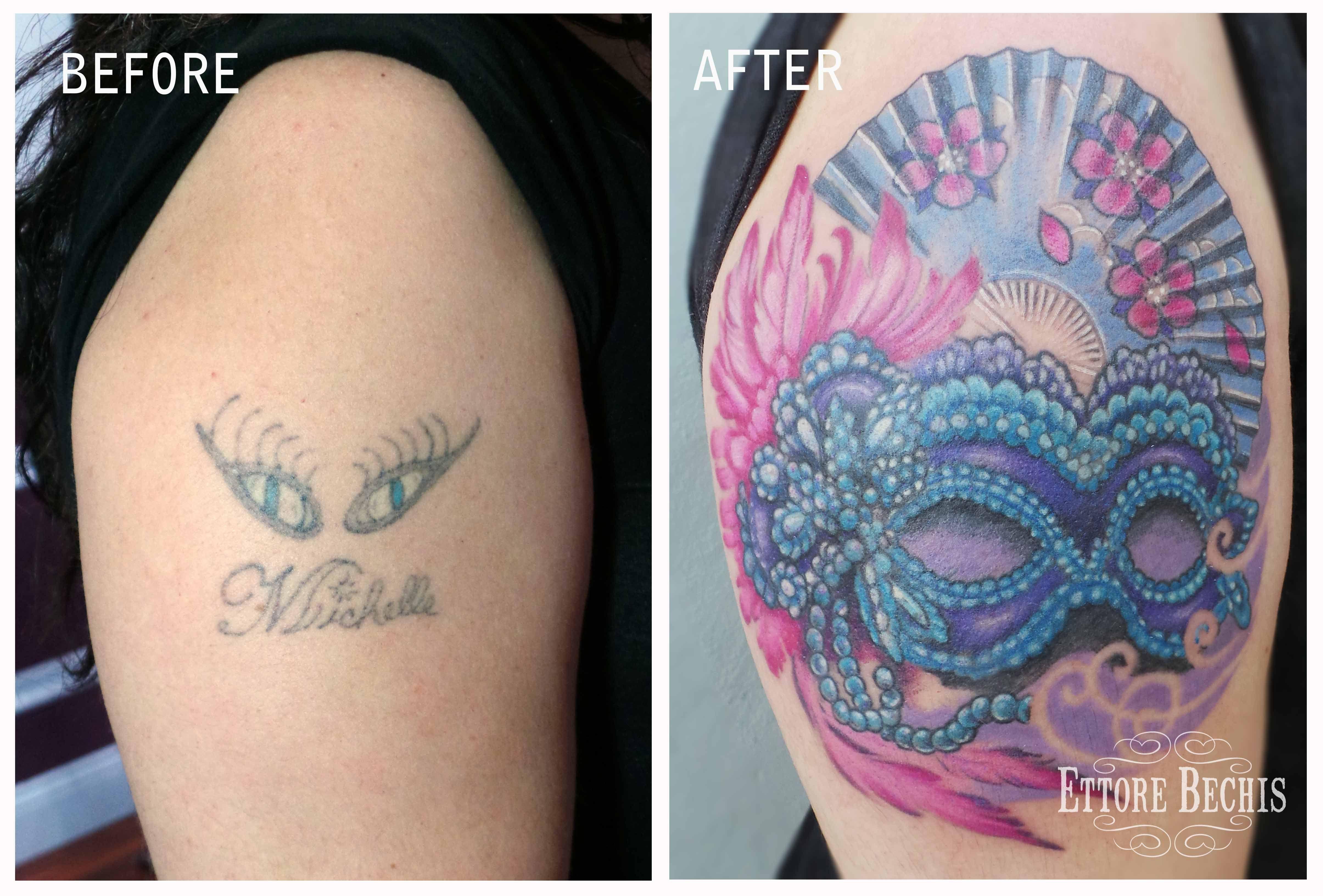 Best miami tattoo shop masquerade