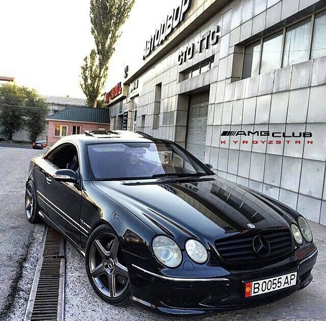 Mercedes Cl55 Amg C215 Mercedes Clk Mercedes Benz Cars Mercedes Benz Cl