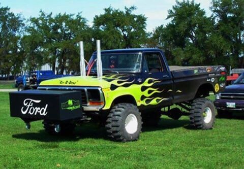 I Love 4 Wheel Drive Pullers With Images Trucks Truck And