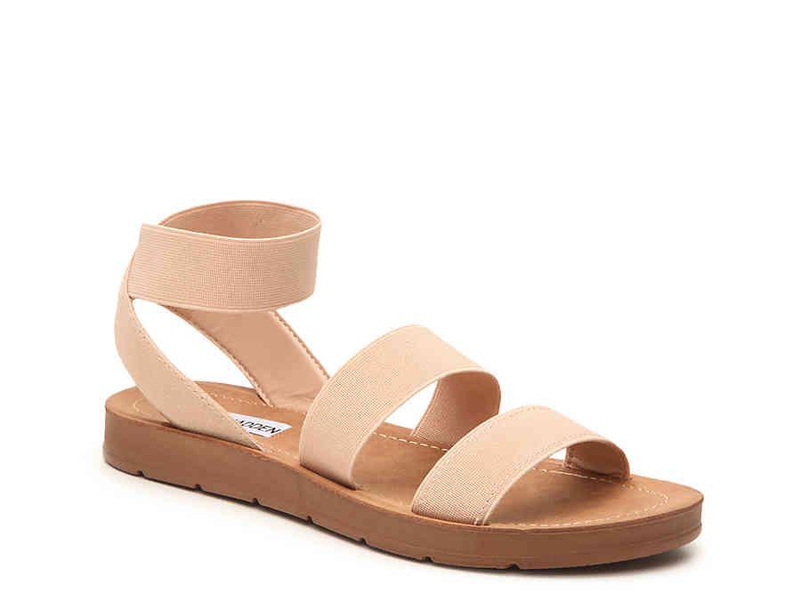 Steve madden sandals flat
