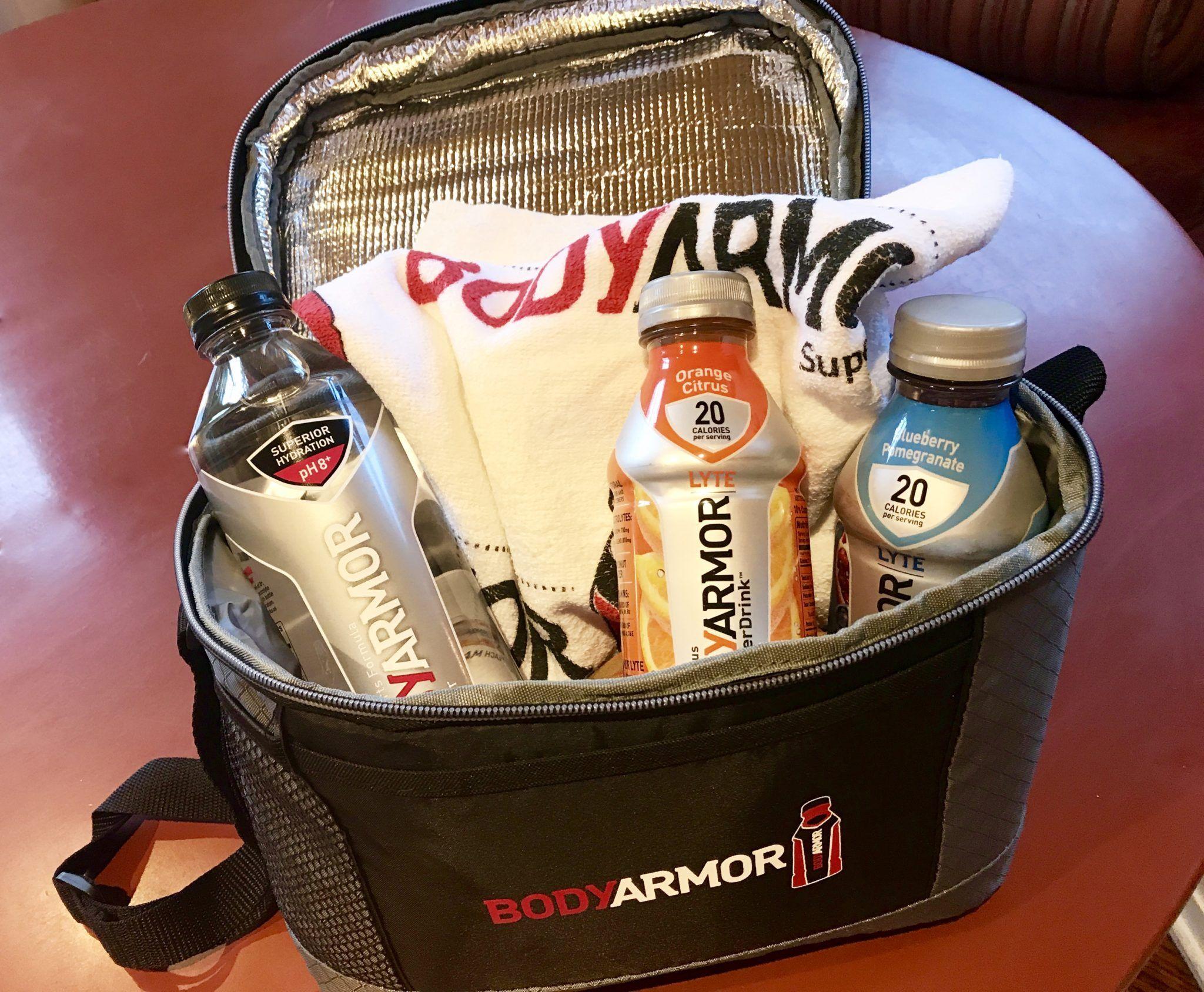 Gearing up for an active spring with BODYARMOR Sports