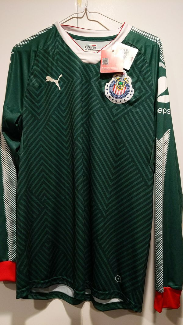 premium selection 3dbbe 03bfa Chivas Jersey Green in 2019 | Products | Green