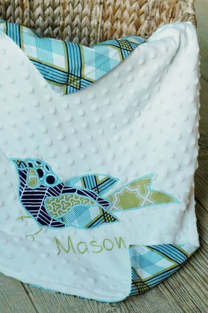 Applique Baby Blanket Baby Sewing Cute Sewing Projects Baby Sewing Patterns Free