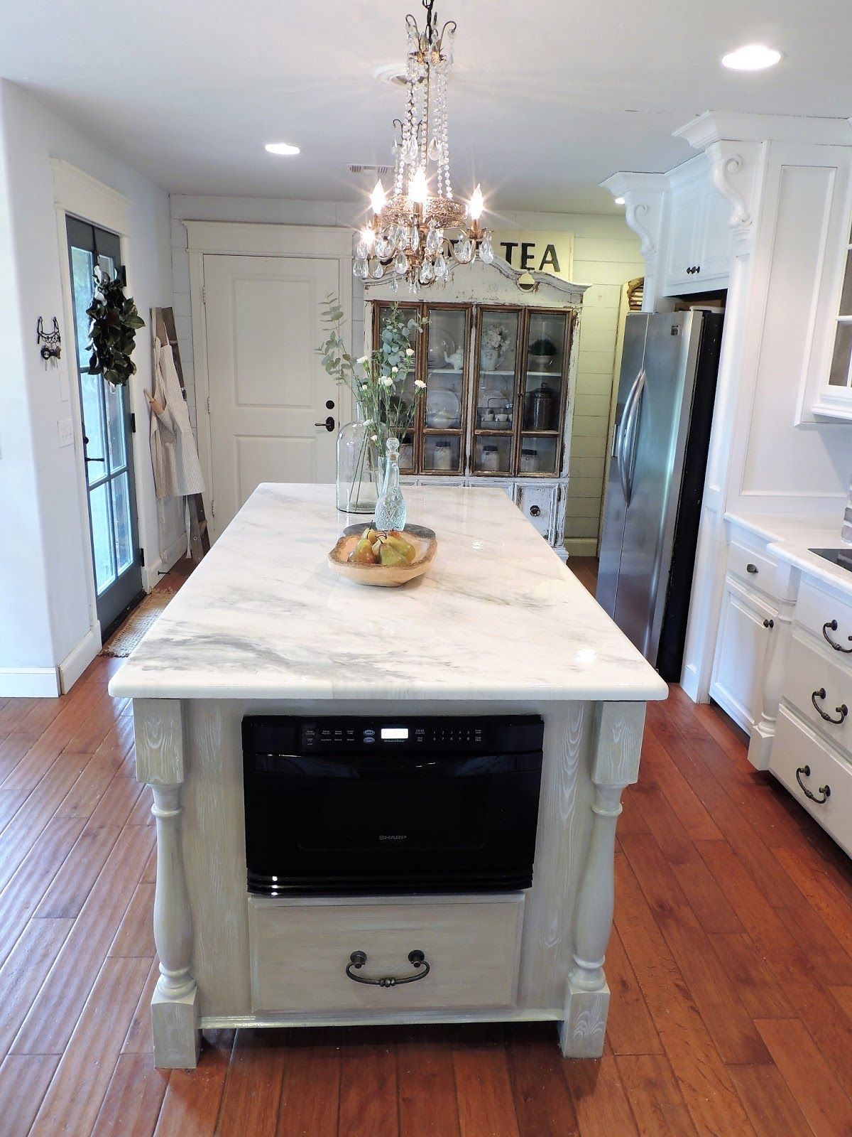 Best Epoxy Countertops That Look Like Marble Epoxy Countertop 400 x 300