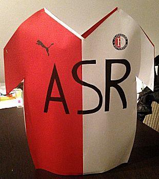Feyenoord Shirt Leuke Surprises Pinterest