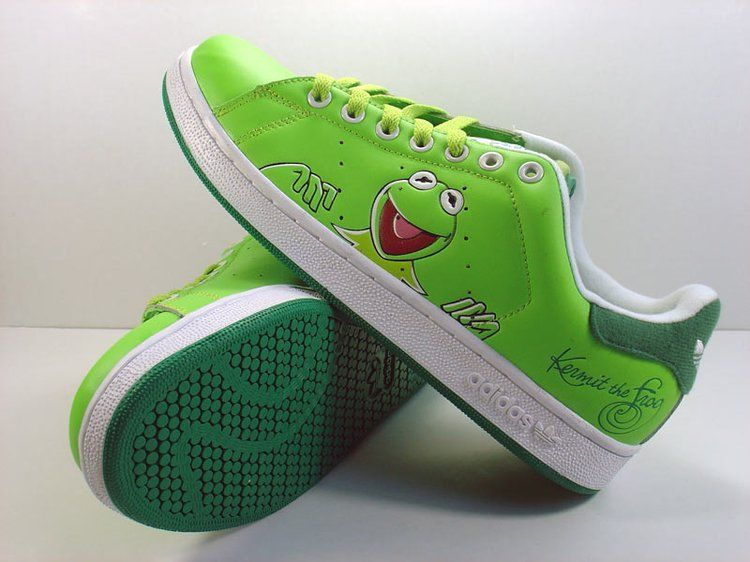 Kermit the Frog Adidas