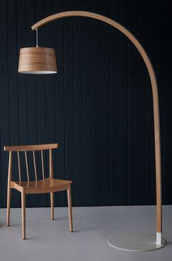 Wooden Floor Lamps Wood Lamp