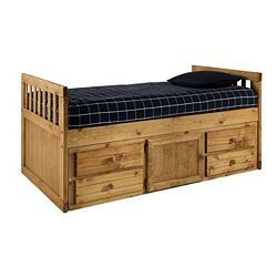 Bayview Captains Bed 389 Havertys