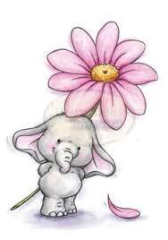 Image Result For Wild Rose Studio Stamp Bella Sleeping Ilustracoes Imagens Fofas Bichinhos Fofos