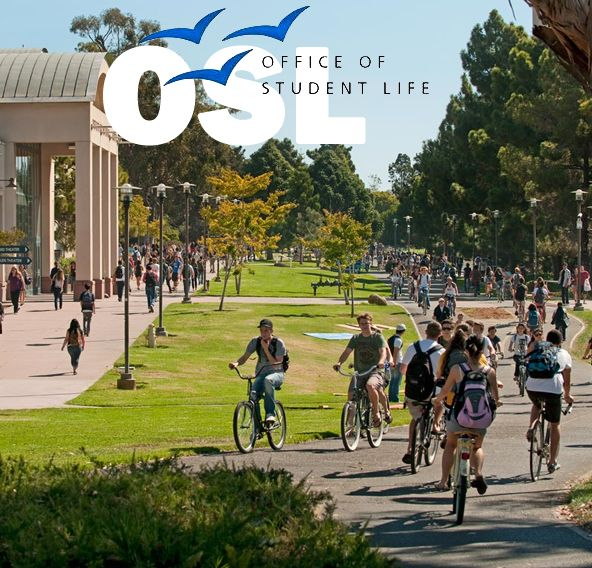 The Ucsb Office Of Student Life Is Here To Serve You All Campus Organizations Are Registered Through Osl So Whether You Re Interest Student Life Student Ucsb