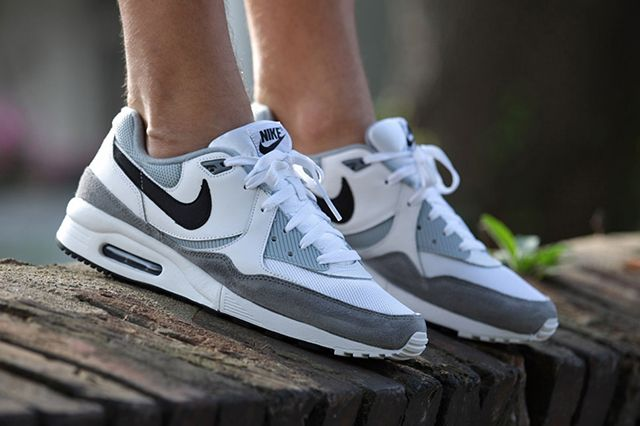 NIKE AIR MAX LIGHT (MAGNET GREY) | Sneaker Freaker | Nike