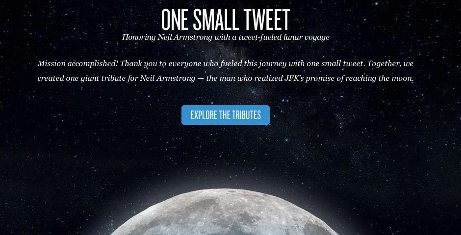 One Small Tweet - Shocase