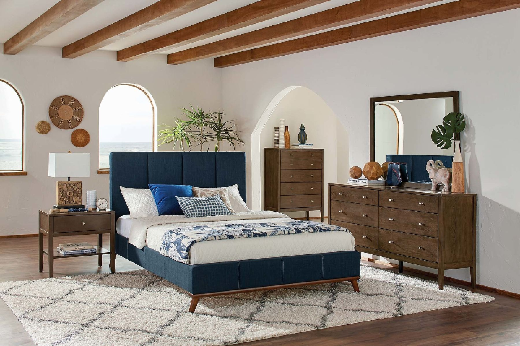 Charity Full Size Bed 300626f Coaster Furniture Full Size Beds Bedroom Sets Queen Upholstered Bedroom Upholstered Full Bed Download coaster bedroom furniture