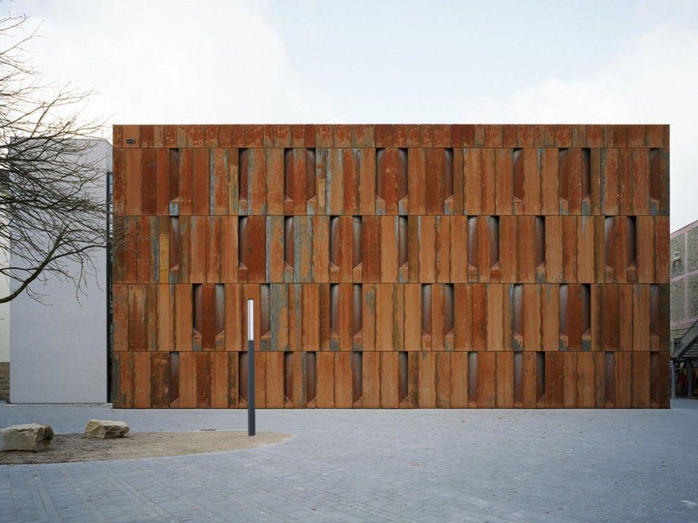 Essener Geschichte Archive Building / Ahlbrecht Felix ...