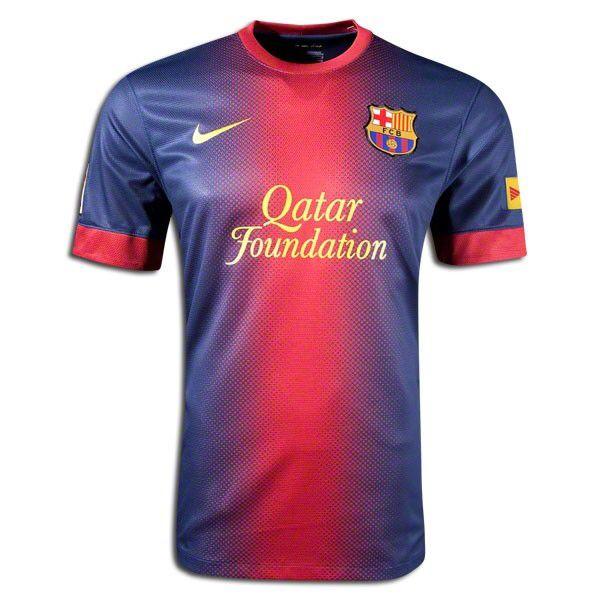 Nike Barcelona Home Jersey 2012/13