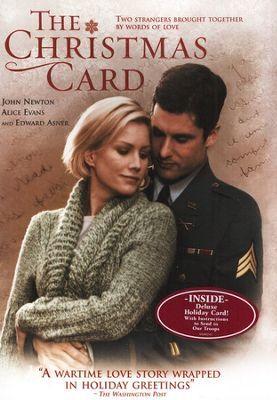 The Christmas Card Dvd The Christmas Card Movie Hallmark