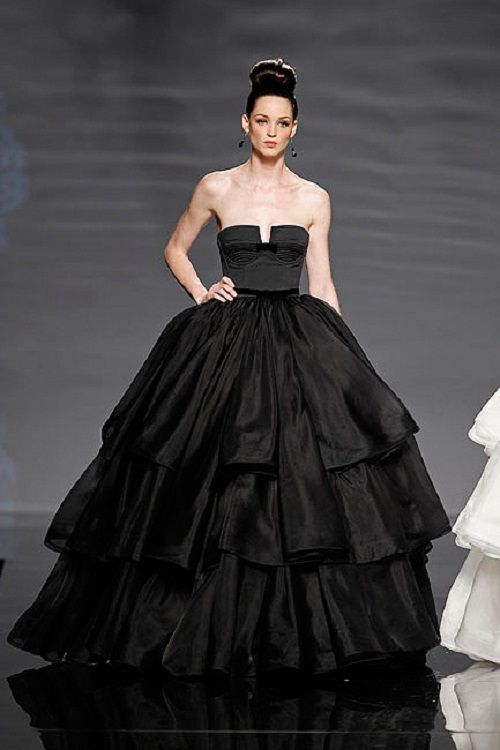 vera wang black wedding gowns new arrival #34 - MiWuu | Style ...