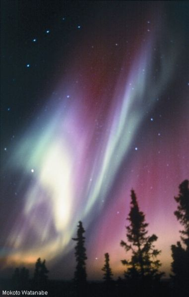 Fairbanks Northern Lights..take me back when I can see them please!