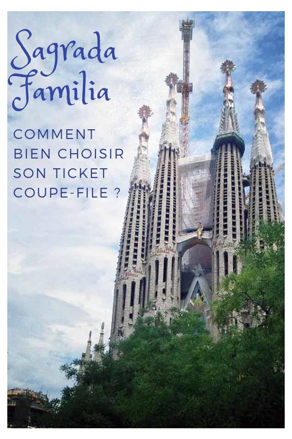 Visiter La Sagrada Familia De Gaudí Différentes Options Tickets Simples Tickets Avec Visite Des Tours Visite Sagrada Familia Visite Guidée Voyage Barcelone