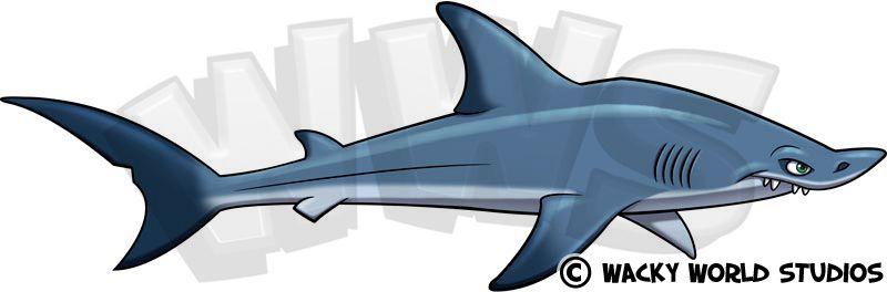 Wacky World Studios   Black Tip Shark A, $170.00 (http://themes Home Design Ideas