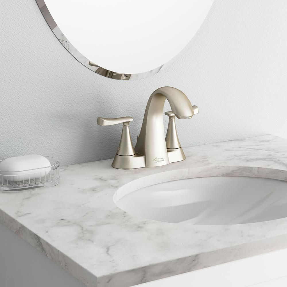American Standard Chatfield 4 In Centerset 2 Handle Bathroom
