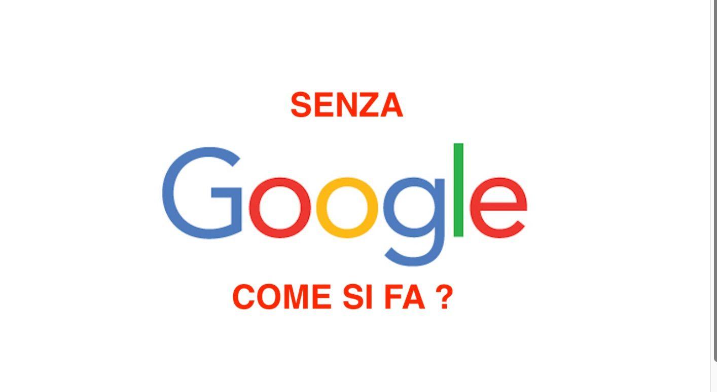 Promemoria sulla privacy di Google: operazione obbligatoria per poter continuare…