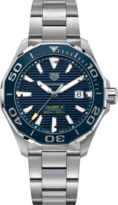 0004ba02012e TAG Heuer Aquaracer WAY201B.BA0927 43mm Automatic Mens Watch - Buy Now  Guaranteed 100% Authentic with FREE Shipping at AuthenticWatches.com