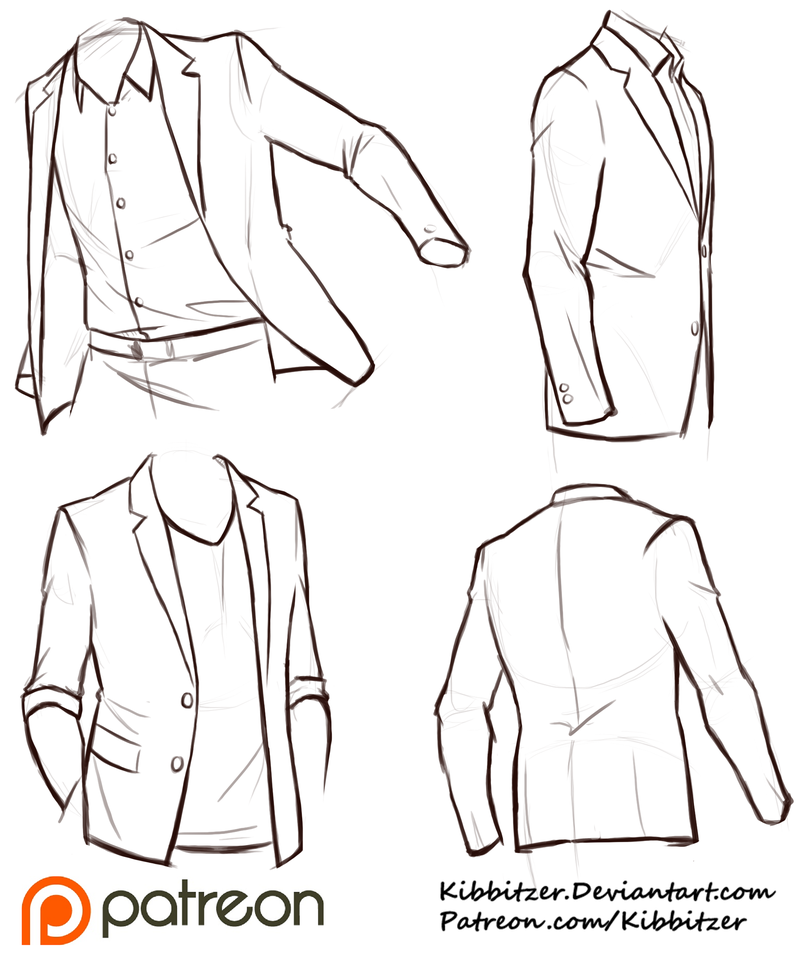 Jackets Reference Sheet by on