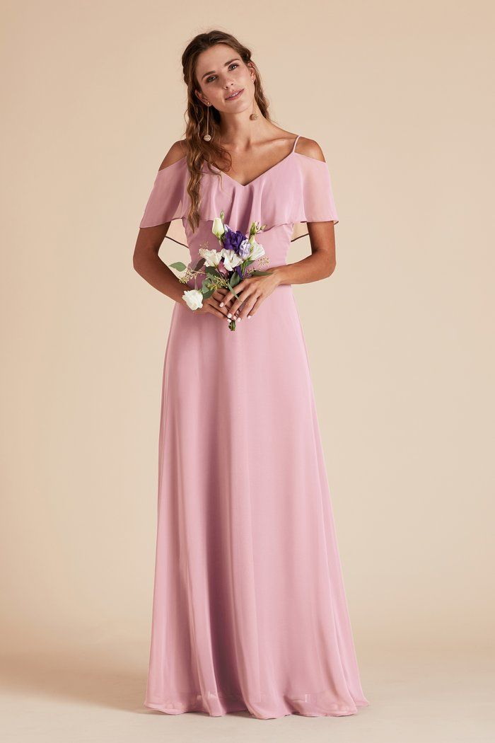 d85996e5b39 Jane Convertible Dress - Dusty Rose in 2019 | ROSE GOWNS ...