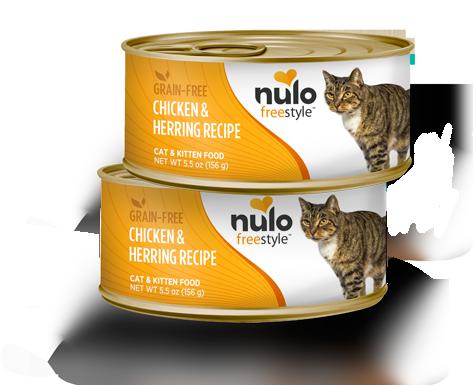 Nulo Chicken & Herring