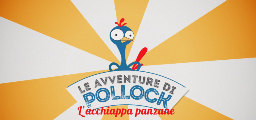 Informazione Contro!: POLLOCK L' ACCHIAPPA PANZANE
