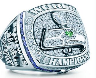 Bling Bling Seahawks Get Their Super Bowl Rings Seahawks