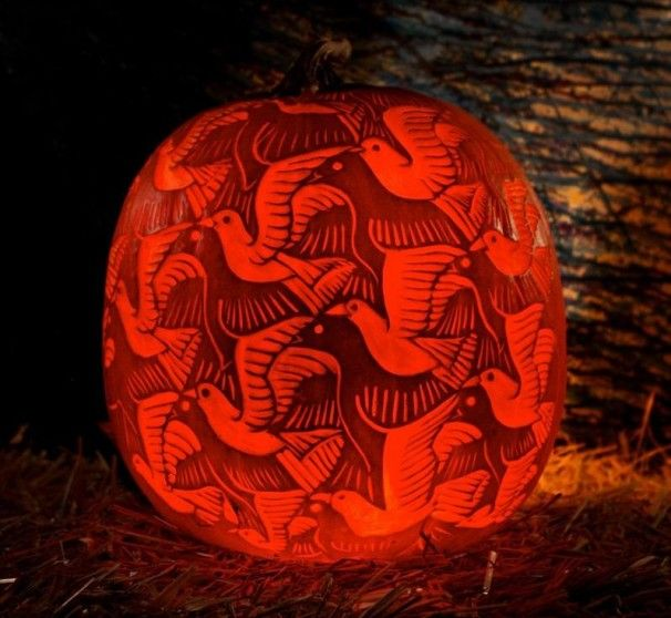 creative pumpkin carvings inspired by famous art holiday funcreative pumpkin carvings inspired by famous art my modern metropolis
