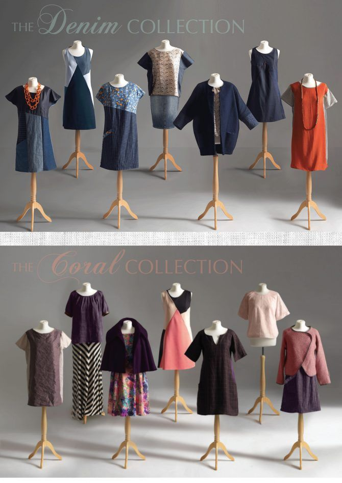 Easy, stylish and contemporary sewing patterns for women from Sew ...