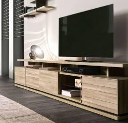 Banc Tv 2 Portes Meubles Tv Meubles Gautier En 2020 Meubles Gautier Mobilier De Salon Dispositions De Salon