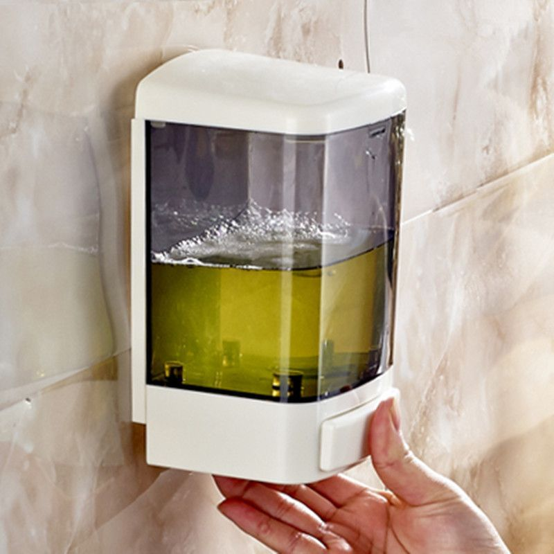 1000ml Large Hand Wash Dispenser Plastic Touch Soap Dispenser Wall