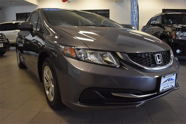 2014 Honda Civic #Civic