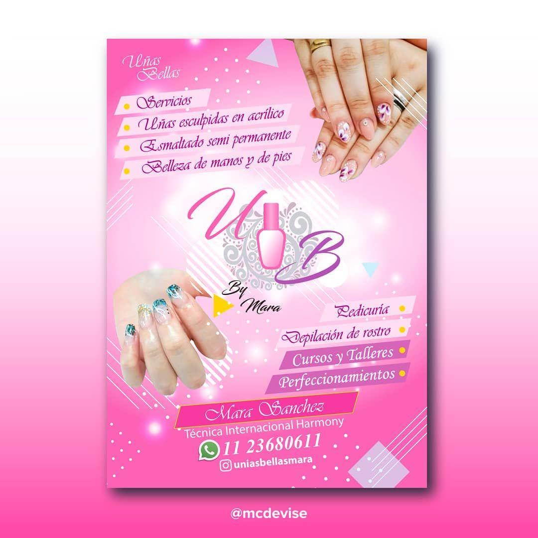 @uniasbellasmara #UB #Volante 💅 #Flyer #publicidad # ...