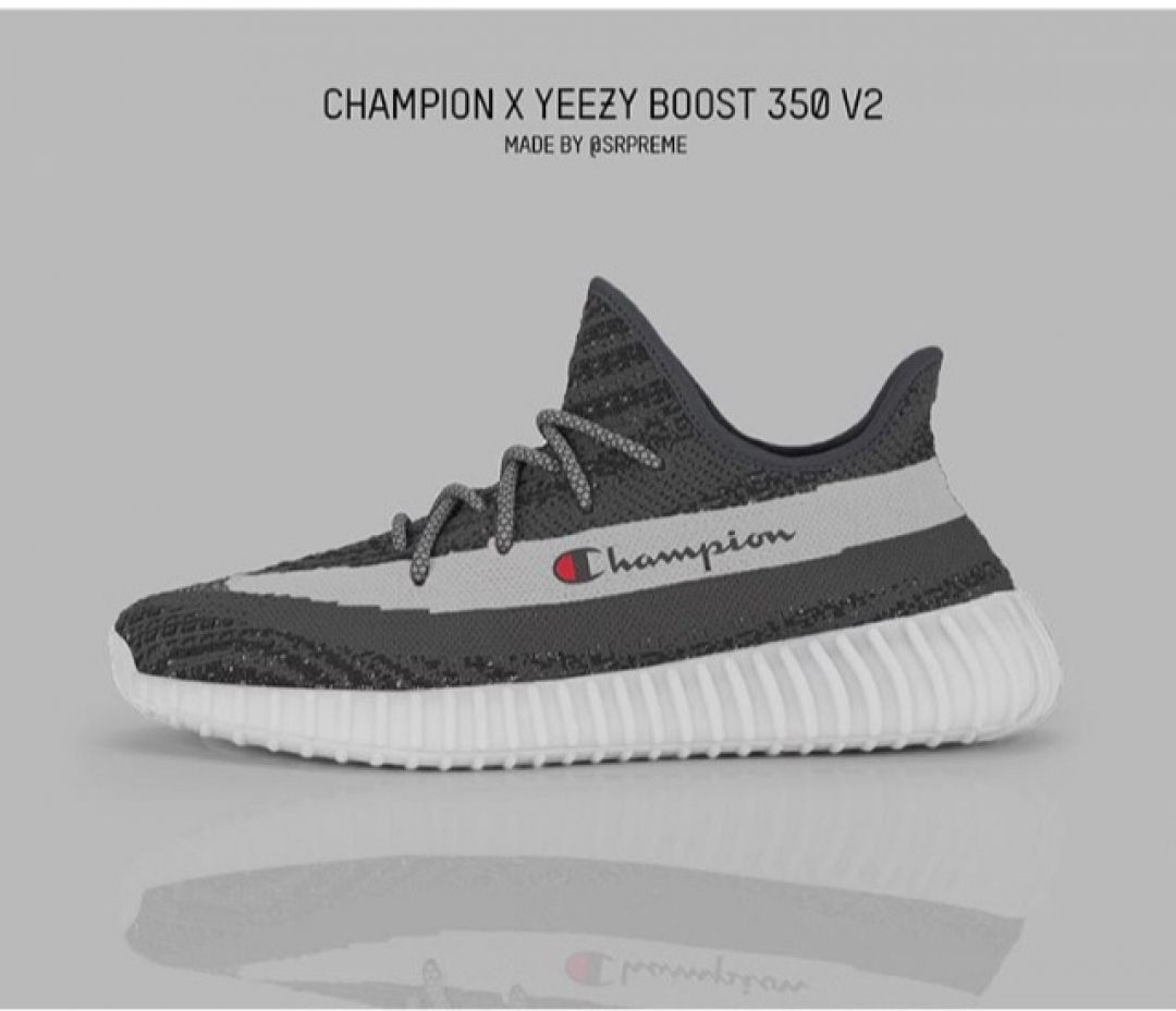 77062c877 Who would cop these Champion Yeezy Boosts  - - Edit done by  srpreme   customizerdepot