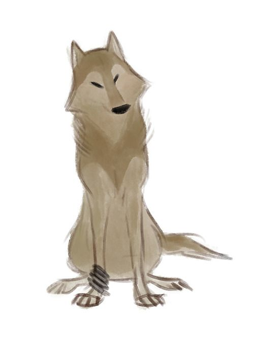 Wolfs Rain Tumblr Animation Wolf Wolf Character Rain