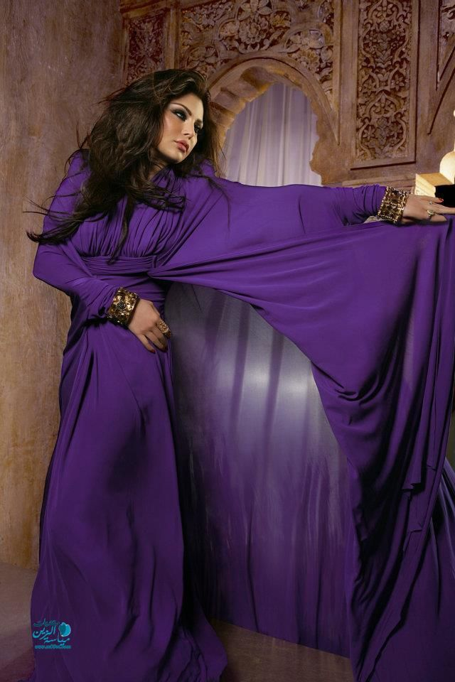 Beautiful purple kaftan. www.facebook.com/Morocco.Specialist | High ...